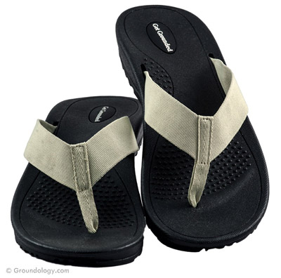 Sandales Earthing pour hommes -  'Ion'