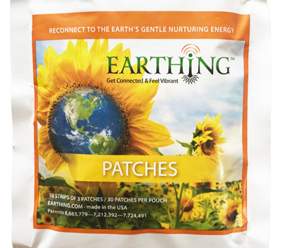 Patches Earthing de remplacement